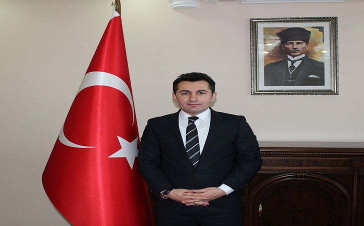 Mustafa  DURUK Hakkari Vali yardımcılığına görevlendirildi